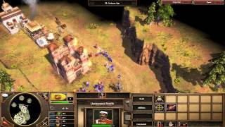 Age of Empires 3 Asian Dynasties - India - Mission 1 - Into the Punjab