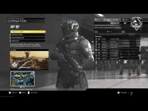 Call Of Duty Infinite Warefare Getting The UDM And Vrn Gold