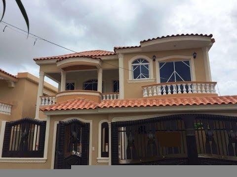 Casa De Venta En Santo Domingo Este Republica Dominicana Cv 9018