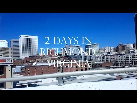 2 DAYS IN RICHMOND (Virginia) - Travel in the  USA