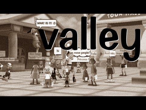 Toontown: Valley