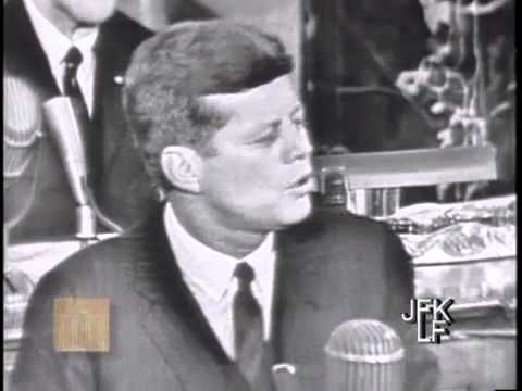 JFK's 1963 State of the Union