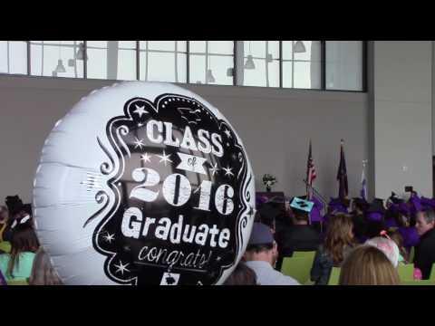 2016 Columbia Gorge Community College Graduation