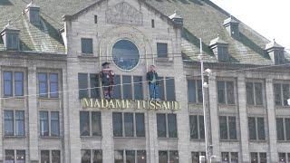 Мы посетили Музей Мадам Тюссо в Амстердаме