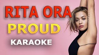 Rita Ora - Proud LYRICS Karaoke