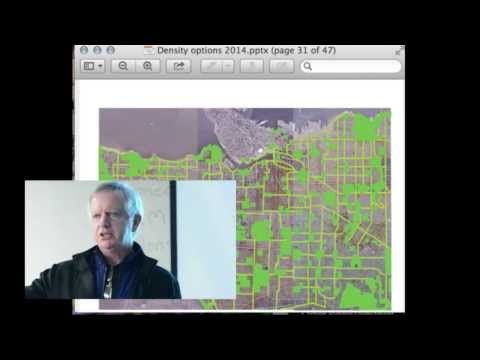 Can eco-density reduce our ecological footprint? A presentation featuring Patrick Condon