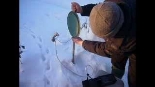 Спутниковая антенна из крышки для ведра))