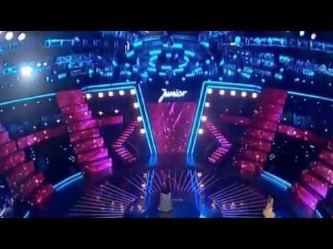 Aanjana aanjani song Indian idol junior