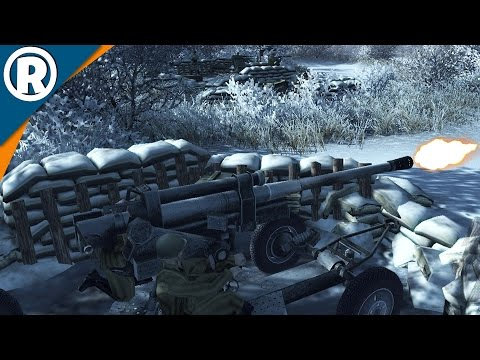 STRIKE ON MOSCOW  - Men of War: Assault Squad 2 - [MOD]
