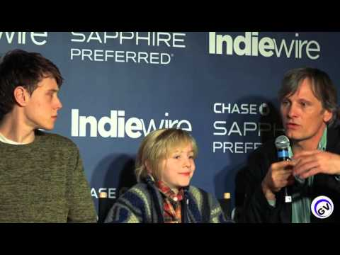 "Sundance 2016 IndieWire Panel January 24, 2016 - ""Captain Fantastic"""