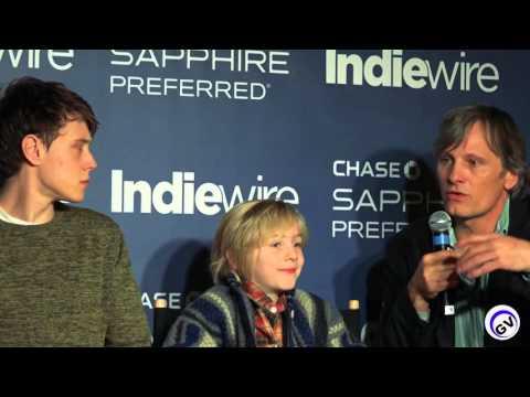 Sundance 2016 IndieWire Panel January 24, 2016