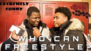 Download lagu Who Can Freestyle ? 🎤 | PUBLIC INTERVIEW