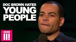 Doc Brown Hates Young People | Live From The BBC