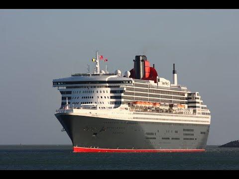 Queen Mary 2 transatlantic