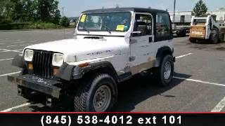 1992 Jeep Wrangler - Louis and Sons Auto #2 - White Sulphur
