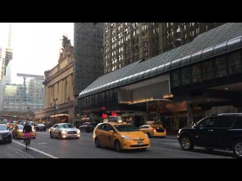Grand Hyatt New York and Surroundings Manhattan NYC USA