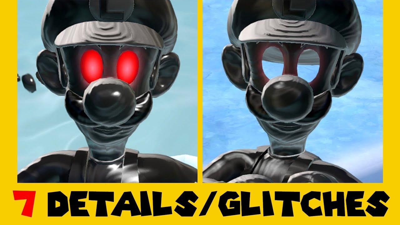 7 Little Details / Glitches (Part 6) | Bowser's Fury