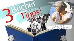 3 Bücher-Tipps zur Hundeerziehung!