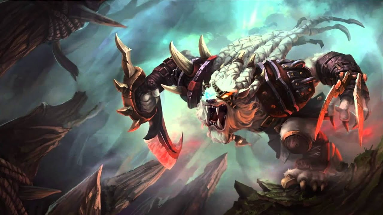 1000  images about League of Legends: Rengar, the pride stalker on ...