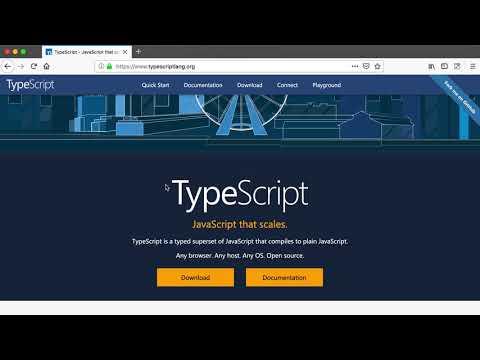 01 Tutorial Básico de TypeScript do Começo Vindo do JavaScript thumbnail