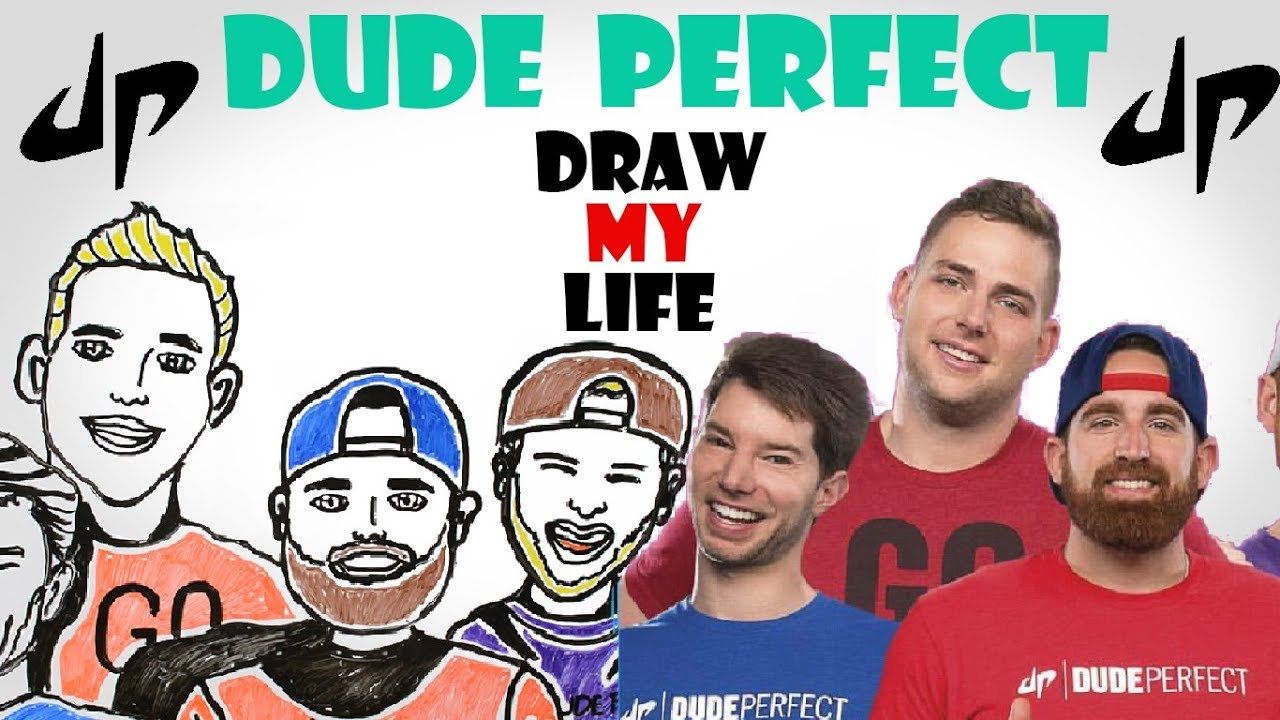 Draw My Life : Dude Perfect