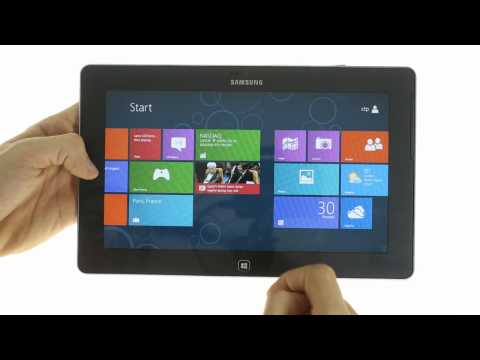Samsung Ativ Tab hands-on