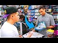 TRADING GAMESTOP PLAYSTATION SHOES!!