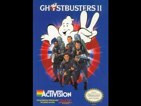 NES Ghostbusters II Video Walkthrough