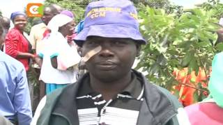 Wafuasi wa Gavana Ruto wataka Nkaissery awajibike