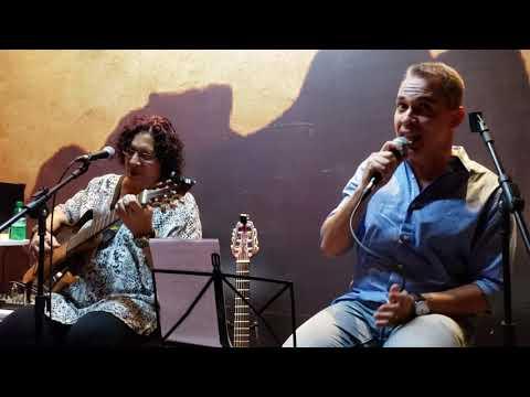 Fhernanda Fernandes E José Luiz Cardoso Em Tigresa De Caetano Veloso