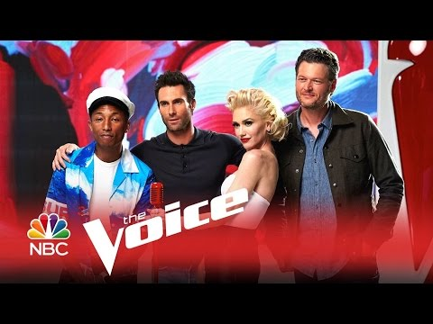 Top 9 LIVE Show (The Voice around the world I)