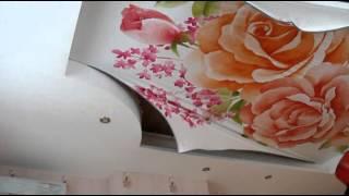 Натяжные потолки г. Екатеринбург видео(, 2014-04-11T11:54:05.000Z)