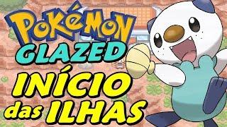 Pokémon Glazed (Detonado - Parte 42) - O Início das Ilhas Rankor