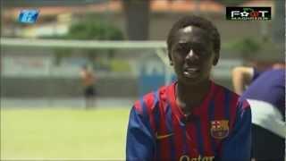 FC Barcelone : le secret de la reussite du Barça.mpg