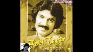 Ferdi Tayfur - Derbeder (Elenor CD) (2002)