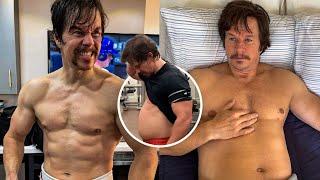 يُظهر Mark Wahlberg تفانيًا لمهنته من خلال تفجير F *** UP في 6 أسابيع