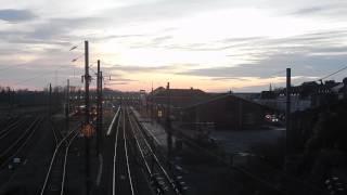 Le BdN/Hirson(02)26/01/2016...Plein feux sur le rail!