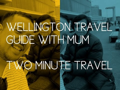 WELLINGTON TRAVEL GUIDE WITH MUM - Two Minute Travel