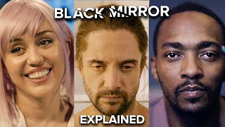 Black Mirror Season 5 ALL TRAILERS Explained