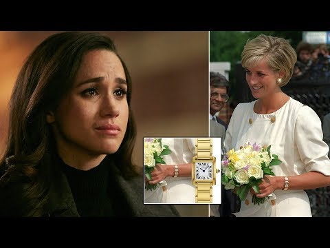 Meghan Markle is set to be given one of Princess Diana's most treasured possessions