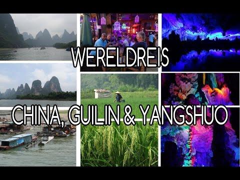 WERELDREIS | CHINA, GUILIN & YANGSHUO
