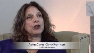 Interview with April Webster: The Casting Process