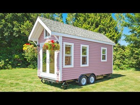 The Tiny Pink House  Lovely Tiny House