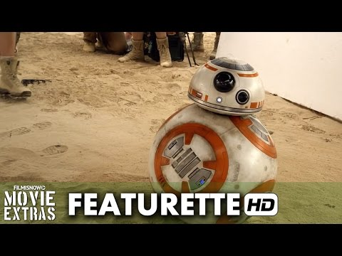 Star Wars: The Force Awakens (2015) Featurette - BB-8 From Sketch to Screen
