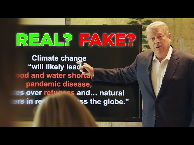 Climate Change Explained In 5 Minutes Featuring Al Gore