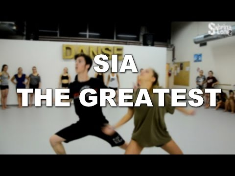 SIA THE GREATEST - LYRICAL CONTEMPORARY JAZZ cours de danse avec Sabrina Lonis
