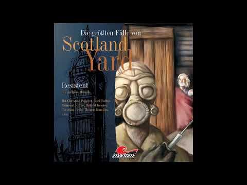 Die größten Fälle von Scotland Yard - Folge 06: Resistent (Komplette Folge)