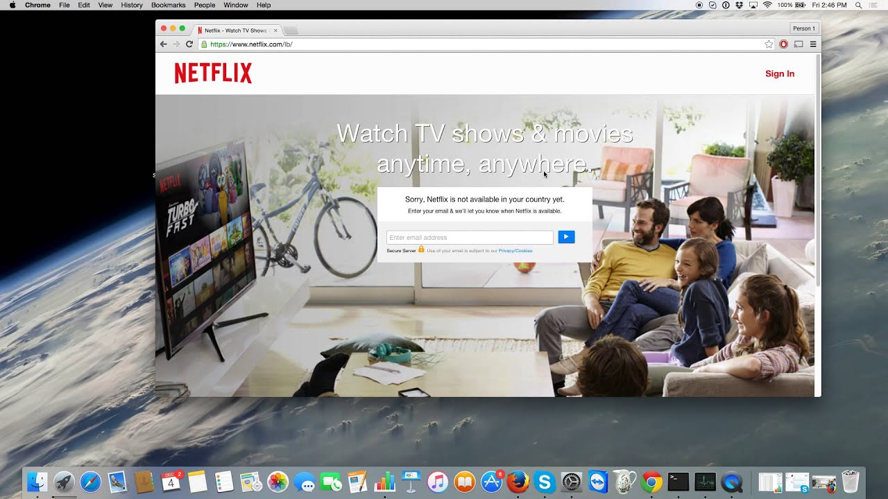 how to get us netflix in canada free dns
