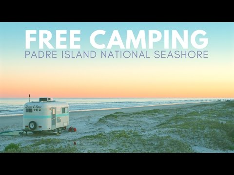Free Camping on Padre Island 🌴💯💵 Full Time RV Living | Boondocking, Dry Camping and Free Camping