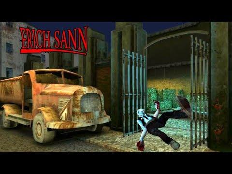 ERICH SANN 1.7.3 Horror Games! ЭРИХ CАНН 1.7.3 ХОРРОР ИГРА!